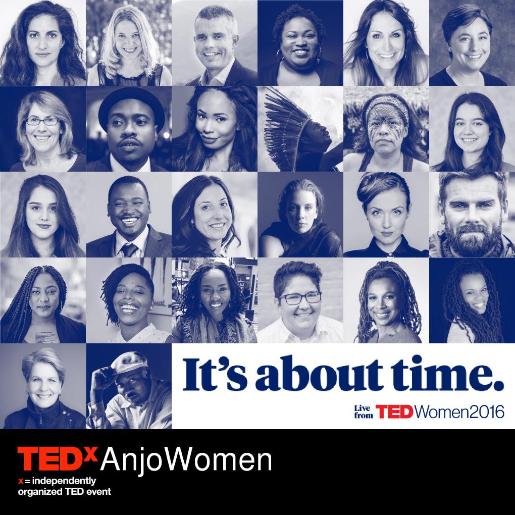 TEDxAnjoWomen2016 開催します!